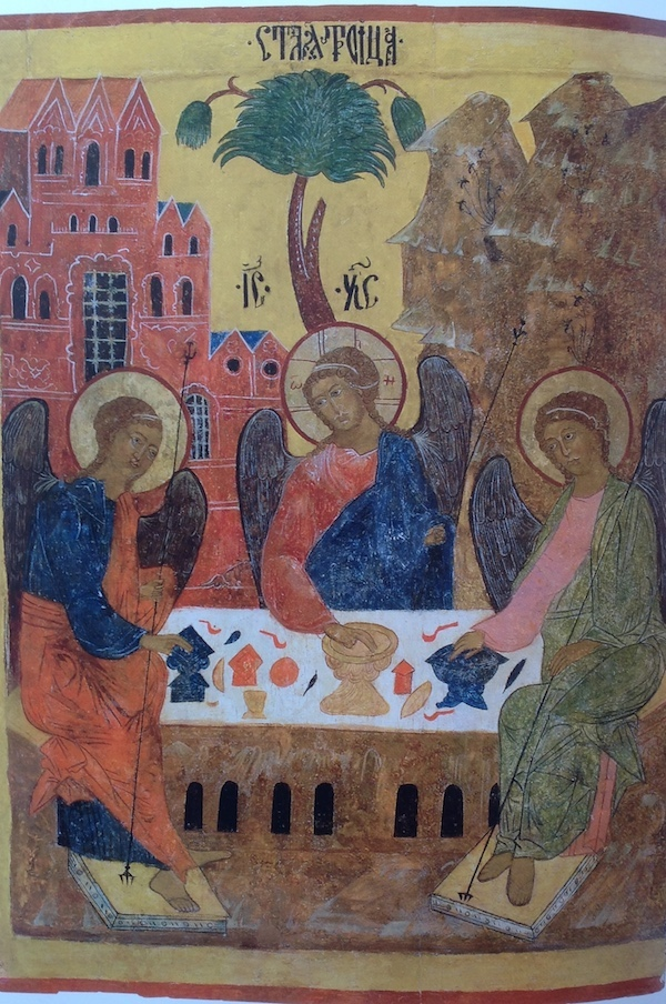 Icon-painting
