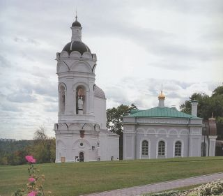 Tserkov' sviatoi Georgii v Kolomenskom (Church of St. George in Kolomensk)