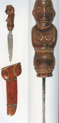 Magicheskoe oruzhie s nebes: Iz indoneiziiskoi kollektsii Muzeia Azii i Tikhogo okeana (Varshava) / Magical Weapons from the Sky: Indonesian Side Arms from the Collection of the Asia and Pacific Museum in Warsaw